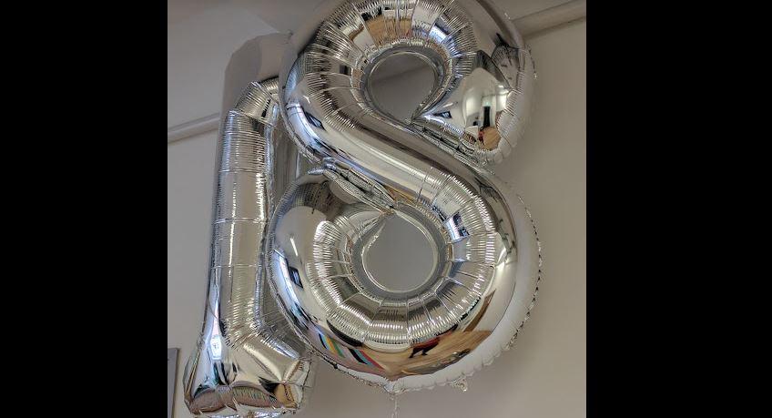 DCF CELEBRATES 18TH BIRTHDAY