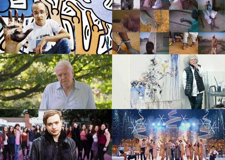 The Grierson Awards 2021 Shortlist